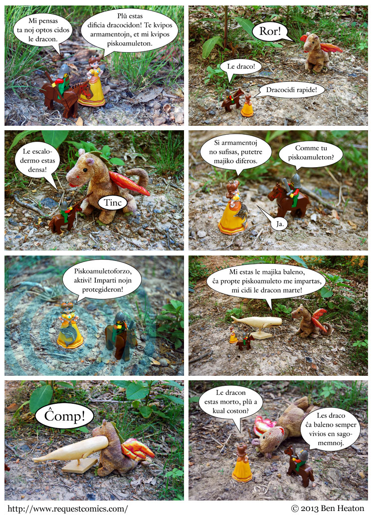 Piskoamuleto comic